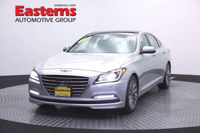 used 2017 Genesis G80 car, priced at $27,890
