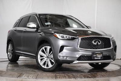 new 2021 INFINITI QX50 car, priced at $55,420