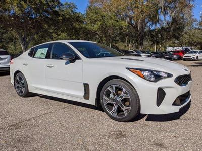 new 2021 Kia Stinger car, priced at $34,761