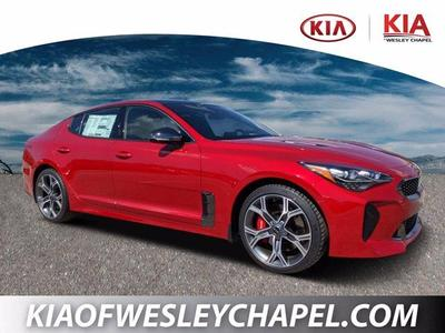 new 2021 Kia Stinger car, priced at $44,377