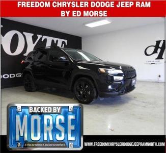 new 2020 Jeep Cherokee car, priced at $26,255