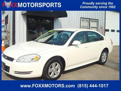 used 2009 Chevrolet Impala car, priced at $5,295