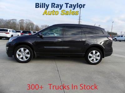 used 2017 Chevrolet Traverse car, priced at $19,995