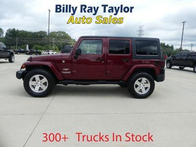 used 2008 Jeep Wrangler car, priced at $20,995
