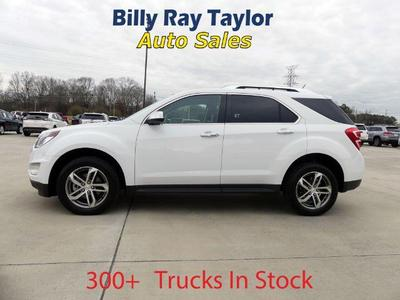 used 2017 Chevrolet Equinox car, priced at $18,995