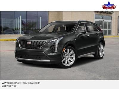 new 2021 Cadillac XT4 car, priced at $39,915
