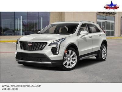 new 2021 Cadillac XT4 car, priced at $46,383