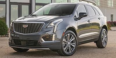 new 2021 Cadillac XT5 car, priced at $62,500