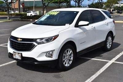 used 2018 Chevrolet Equinox car, priced at $20,444