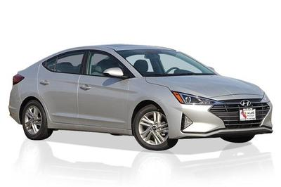 new 2019 Hyundai Elantra car, priced at $21,510