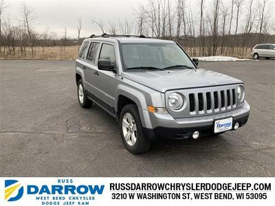 used 2015 Jeep Patriot car, priced at $10,205