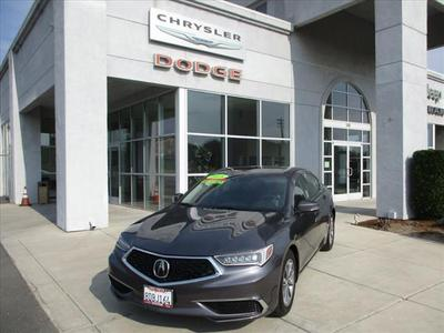 used 2018 Acura TLX car, priced at $22,988