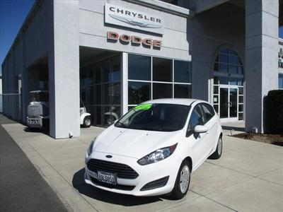 used 2015 Ford Fiesta car, priced at $6,988