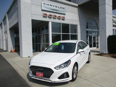 used 2019 Hyundai Sonata car, priced at $17,488