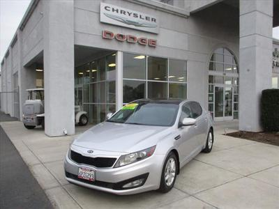 used 2011 Kia Optima car, priced at $7,988