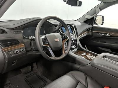 used 2020 Cadillac Escalade car, priced at $71,795
