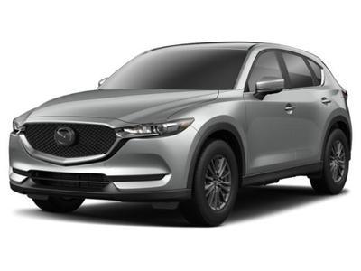 new 2021 Mazda CX-5 car