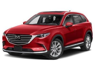 new 2021 Mazda CX-9 car