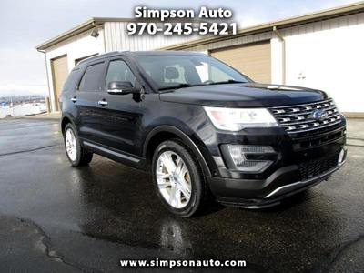 used 2016 Ford Explorer car, priced at $25,999