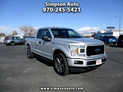 used 2019 Ford F-150 car, priced at $34,999