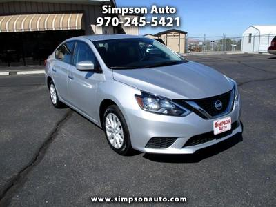used 2019 Nissan Sentra car, priced at $14,999