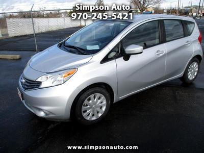used 2015 Nissan Versa Note car, priced at $7,599