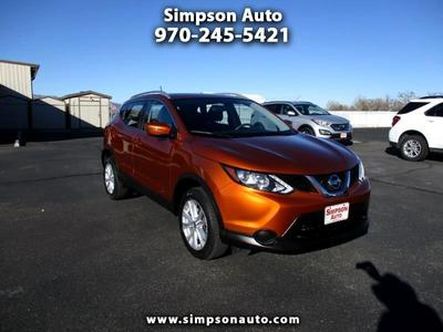 used 2017 Nissan Rogue Sport car, priced at $17,199