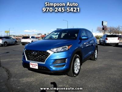 used 2019 Hyundai Tucson car, priced at $20,999