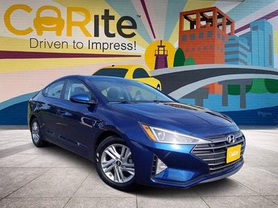 used 2020 Hyundai Elantra car, priced at $15,486