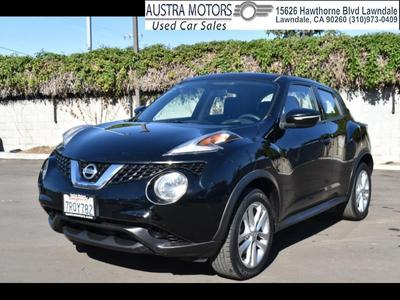 used 2016 Nissan Juke car, priced at $9,990