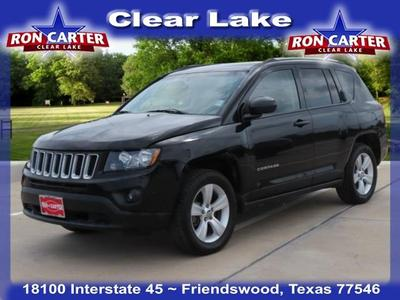used 2016 Jeep Compass car, priced at $13,988