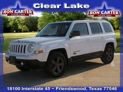 used 2017 Jeep Patriot car, priced at $10,988