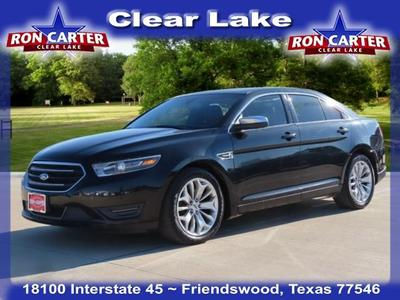 used 2015 Ford Taurus car, priced at $9,388