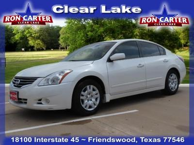 used 2011 Nissan Altima car, priced at $8,788