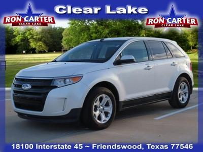 used 2012 Ford Edge car, priced at $8,988