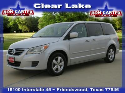 used 2010 Volkswagen Routan car, priced at $6,988