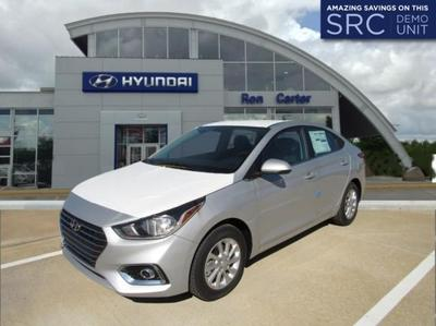 new 2021 Hyundai Accent car, priced at $17,315