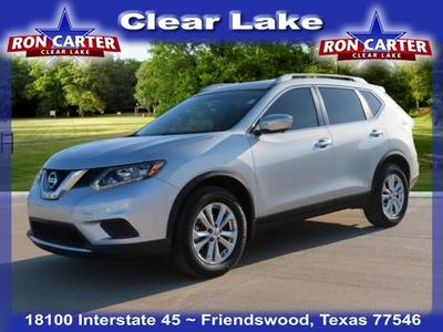 used 2014 Nissan Rogue car, priced at $9,588