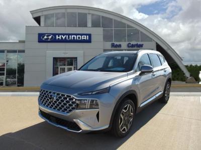 new 2021 Hyundai Santa Fe car, priced at $40,110