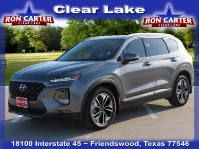 used 2020 Hyundai Santa Fe car, priced at $33,988