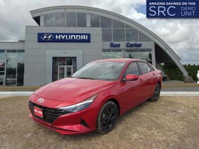 new 2021 Hyundai Elantra car, priced at $19,270