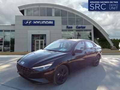 new 2021 Hyundai Elantra car, priced at $19,675