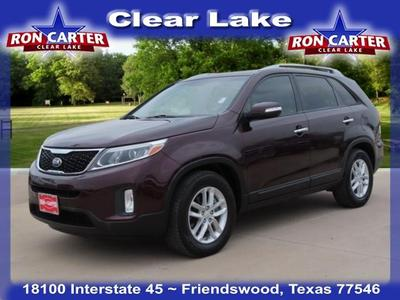 used 2014 Kia Sorento car, priced at $11,788