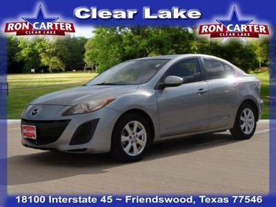 used 2010 Mazda Mazda3 car, priced at $6,988