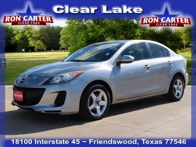 used 2013 Mazda Mazda3 car, priced at $11,788