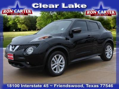 used 2015 Nissan Juke car, priced at $13,788