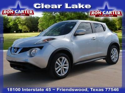 used 2015 Nissan Juke car, priced at $12,588