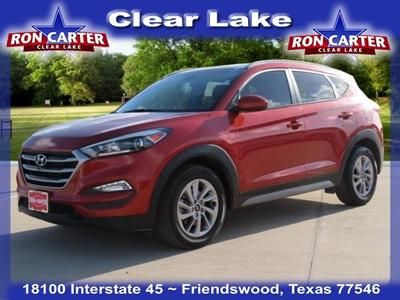 used 2017 Hyundai Tucson car, priced at $13,988