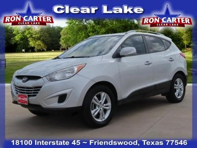 used 2010 Hyundai Tucson car, priced at $11,788