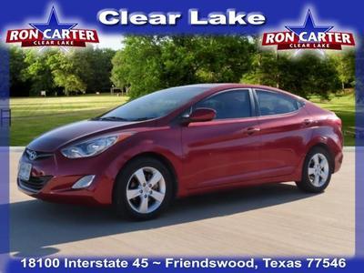 used 2012 Hyundai Elantra car, priced at $8,988